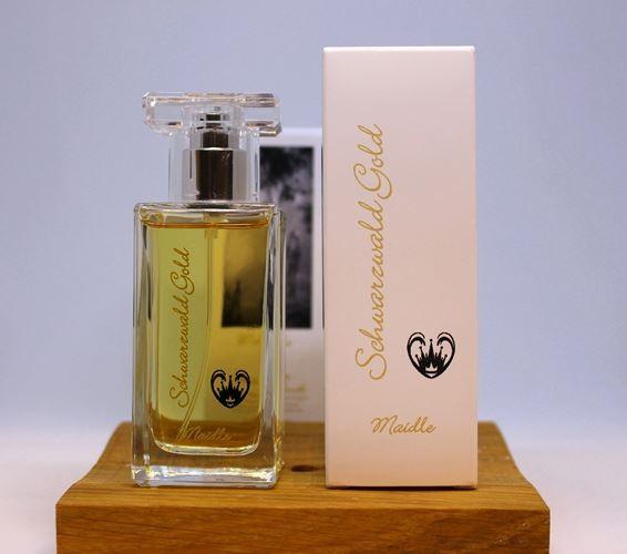Schwarzwald Gold Parfüm Maidle
